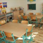 Gruppenraum Vorschul-Kinder